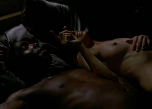 kim dickens topless breasts revealed on treme 2771 11