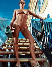kim kardashian nude full frontal in love magazine 6360 4
