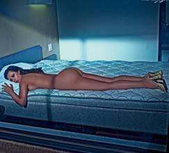kim kardashian nude full frontal in love magazine 6360 9