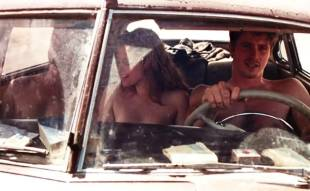 kristen stewart topless breasts bared in on road 6461 12