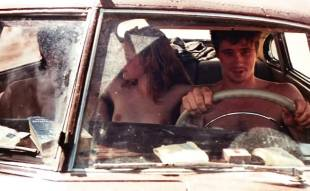 kristen stewart topless breasts bared in on road 6461 2