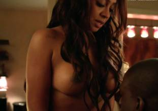 la la anthony topless breasts unleashed on power 1976 16
