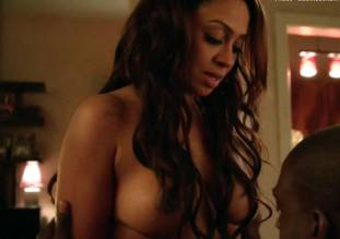 la la anthony topless breasts unleashed on power 1976 17