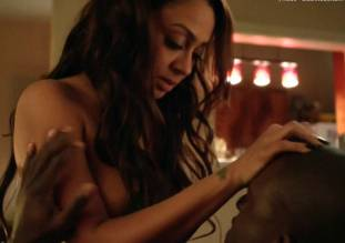 la la anthony topless breasts unleashed on power 1976 18