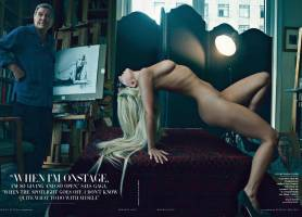 lady gaga nude body profiled in vanity fair 4569 3