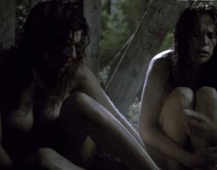 lake bell katie aselton nude full frontal in black rock 9468 7