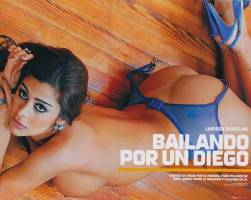 larissa riquelme nude and touching herself in hombre 6861 1