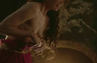 laura haddock topless in bed from da vinci demons 1865 20