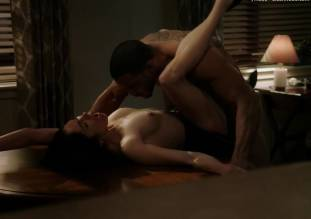 lela loren nude table sex scene on power 8240 18