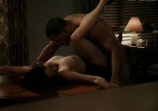 lela loren nude table sex scene on power 8240 19