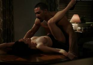 lela loren nude table sex scene on power 8240 23