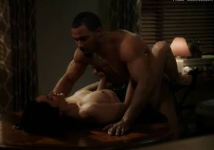lela loren nude table sex scene on power 8240 26