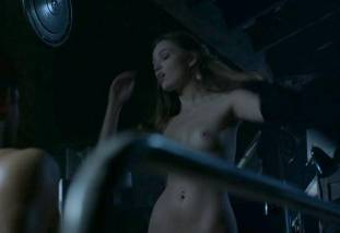 lili simmons nude to ride in bed on banshee 5907 4