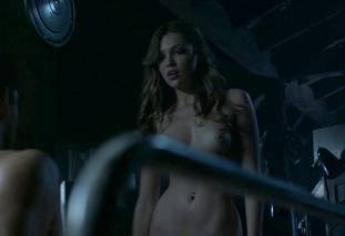 lili simmons nude to ride in bed on banshee 5907 6