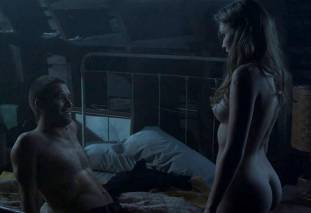 lili simmons nude to ride in bed on banshee 5907 8
