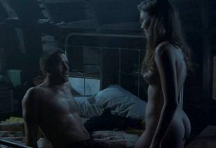 lili simmons nude to ride in bed on banshee 5907 9