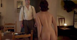 lily james nude in the exception sex scene 7127 14
