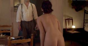 lily james nude in the exception sex scene 7127 15