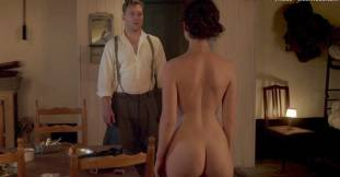 lily james nude in the exception sex scene 7127 21
