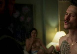 lina esco topless in towel in kingdom 7939 1