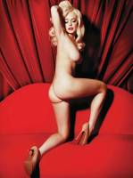 lindsay lohan nude as marilyn monroe 2352 6
