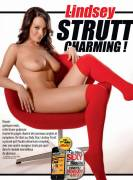 lindsey strutt nude and unzipped is a new look 7844 3