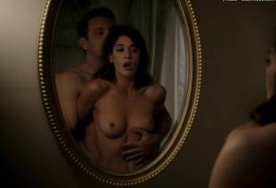 lizzy caplan nude to be touched on masters of sex 8563 13