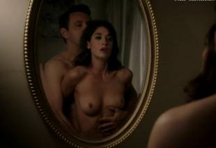 lizzy caplan nude to be touched on masters of sex 8563 15