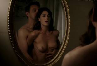 lizzy caplan nude to be touched on masters of sex 8563 16