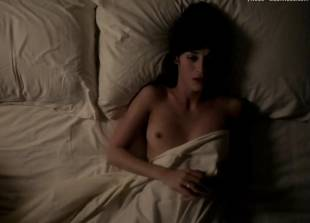 lizzy caplan topless for pillow talk on masters of sex 5890 12
