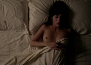 lizzy caplan topless for pillow talk on masters of sex 5890 13