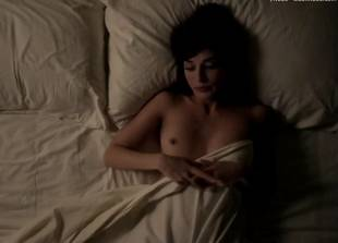 lizzy caplan topless for pillow talk on masters of sex 5890 14