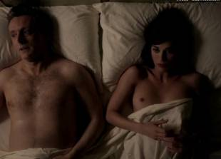 lizzy caplan topless for pillow talk on masters of sex 5890 7