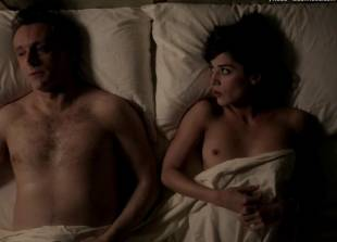 lizzy caplan topless for pillow talk on masters of sex 5890 8