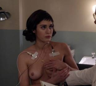 lizzy caplan topless to be monitored on masters of sex 6487 21