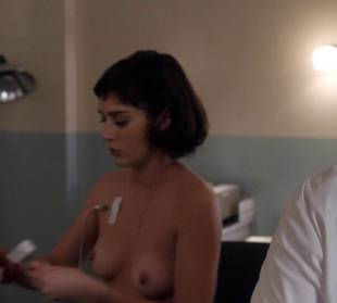 lizzy caplan topless to be monitored on masters of sex 6487 8