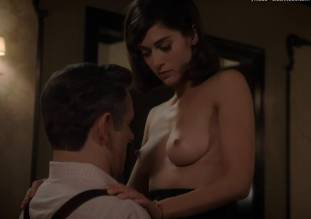 lizzy caplan topless to make you beg on masters of sex 0985 10