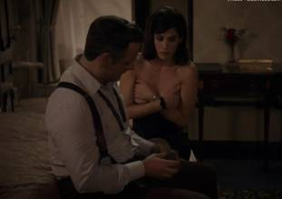 lizzy caplan topless to make you beg on masters of sex 0985 35