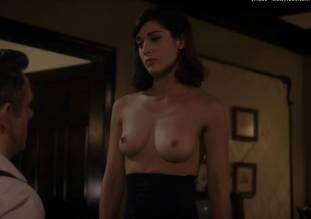 lizzy caplan topless to make you beg on masters of sex 0985 5
