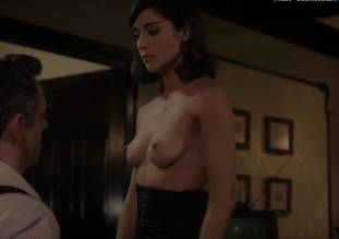 lizzy caplan topless to make you beg on masters of sex 0985 7