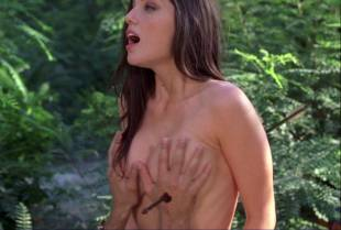 louise cliffe topless for air from wrong turn 3 1057 23