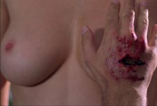 louise cliffe topless for air from wrong turn 3 1057 24