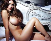 lucy pinder nude in bed for the weekend 9213 2