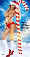 lucy pinder rosie jones, holly peers india reynolds topless for christmas 5348 10