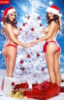 lucy pinder rosie jones, holly peers india reynolds topless for christmas 5348 9