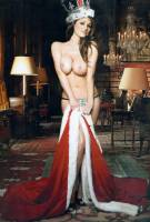 lucy pinder topless breasts make her royalty 0436 3
