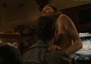 lucy walters topless in get shorty sex scene 9238 9
