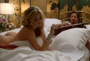 maggie grace ass bared in pillow talk on californication 9780 11
