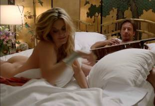 maggie grace ass bared in pillow talk on californication 9780 12