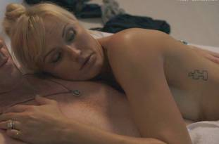 malin akerman topless flash in bed in billions 3999 5